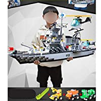 SYLOZ パズル、パズル粒子8 910人ツァイ男の子のおもちゃ知的パズル空母の誕生日プレゼント