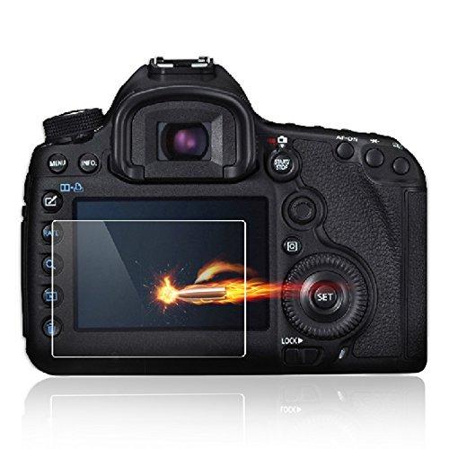 Foto & Techプレミアム強化精度光学ガラススクリーンプロテクターfor Sony a7r II/a6300?/a6000?/a5000?/a3000?LCD with傷防止9h硬度、高品位、アンチしみ、丸いエッジ、スリム