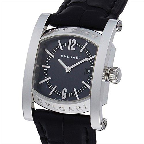 (ブルガリ) BVLGARI ブルガリ 時計 レディース BVLGARI AA39C14SLD アショーマ 腕時計 ウォッチ ブラック[並行輸入品]