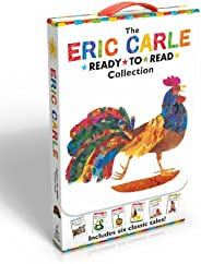 The Eric Carle Ready-to-Read Collection (The World of Eric Carle)