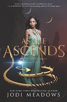 As She Ascends (Fallen Isles Book 2) by [Meadows, Jodi]