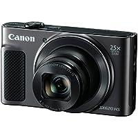 Canon PowerShot SX620HS Digital Camera(SX620HSBK) 3 Inch display ,Black (Australian warranty)