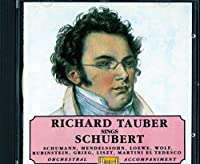 Tauber Sings Schubert With