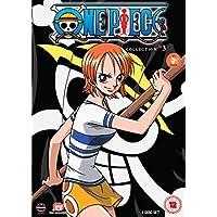 [スポンサー プロダクト]One Piece (Uncut) Collection 3 (Episodes 54-78) [Region 2] [UK Edition] [DVD] [Import anglais]