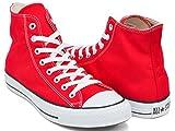 コンバース 新作 (コンバース) CONVERSE CONVERSE CANVAS ALL STAR HI [キャンバス オールスター ハイ] RED (M9621) 32060182