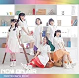 NOW ON AIR 1stアルバム「RAINBOW'S BOX」 (通常盤)