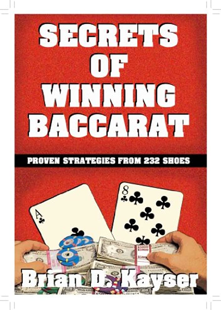 Secrets of Winning Baccarat (English Edition)