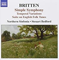 Simple Symphony by BRITTEN (2005-01-18)