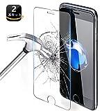 Best 強化ガラスでは、iPhone 6ケース - 【2枚セット】Slinya Apple iPhone 6,6sバリスティック・ガラス日本旭硝子制造材质・スクリーン・プロテクター、99.99%HD透明度と3Dタッチ精度を備えたプレミアム強化ガラス、ワンタッチ貼付け/気泡ゼロ/ケースと干渉せず 硬度9Hの強化ガラス,飛散防止 防水・防滴・防塵 スマホケース Review