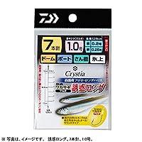 ダイワ  快適ワカサギSS誘惑ロングマルチ7本 針0.5.