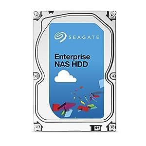 Seagate シーゲイト 内蔵ハードディスク Enterprise NAS データリカバリーオプション付 HDD 4TB 3.5 インチ SATA 6Gb/s 正規輸入品 ST4000VN0011