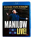Manilow Live [Blu-ray] [Import]