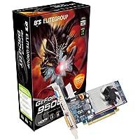 ECS n9500gtc-1gqs-f Nvidia Geforce 9500GT 1GB ddr2VGA / DVI / HDMI HDTV PCI - ExpressビデオカードPCI - Expressビデオカード