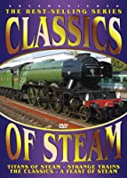 Classics of Steam [DVD] [Import]