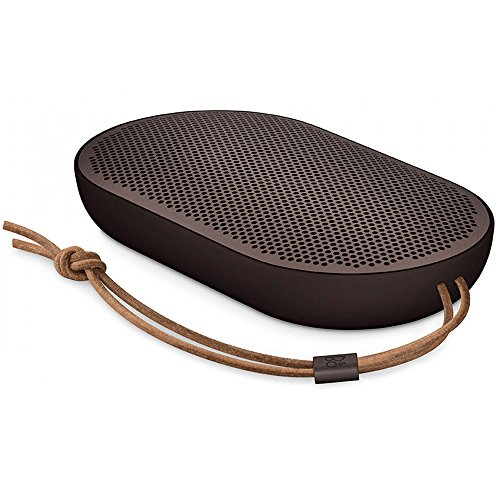 B&O Play ワイヤレススピーカー Beoplay P2 Bluetooth 360度サラウンドサウンド ハンズフリー通話 アンバー(Umber) Beoplay P2 Umber by Bang & Olufsen(バングアンドオルフセン) 【国内正規品】