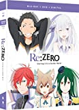 Re:ZERO Starting Life In Another World Season 1 Part 2 Blu-Ray/DVD(Re:ゼロから始める異世界生活 パート2 13-最終25話) 画像