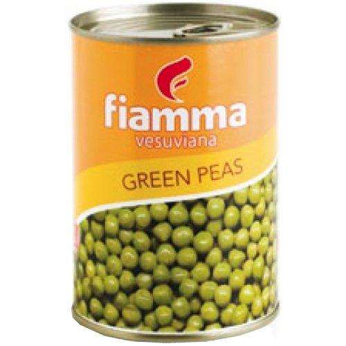 グリーンピース 缶400g