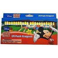 ディズニーミッキーマウスand Friends 24クレヨンパック