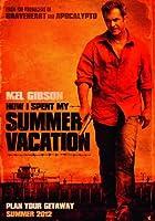夏休みの過ごし方-メルギブソン–インポートされた映画の壁ポスター印刷– 30CM X 43CM