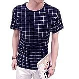 パタゴニア メンズ スノーボード (メイク トゥ ビー) Make 2 Be 半袖 Tシャツ グラフ チェック 柄 MF22