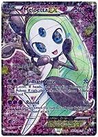 Pokemon - Meloetta-EX (RC25/RC25) - Legendary Treasures