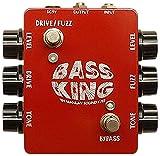 Manlay Sound マンライサウンド  トーンベンダー ファズ ギターエフェクター  Bass King