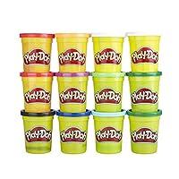 Play-Doh 詰め合わせカラー12個パック 12 pack E4830AF1