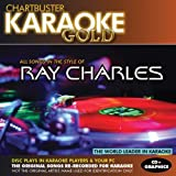 Karaoke Gold: Songs in the Style of Ray Charles by Various Artists (2011-03-08)