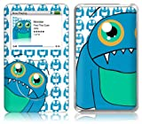 Music Skins iPod Classic用フィルム Find The Cure Clothing – Monster iPod classic MSFSIPC00037