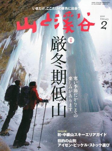 山と渓谷 2011年 02月号 [雑誌]の詳細を見る