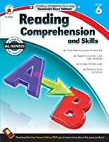 Reading Comprehension and Skills, Grade 6: Common Core State Standards Aligned (Kelley Wingate)