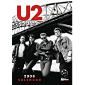 U2 Calendar 2008 (A3 Calendar)