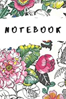 Flower Garden (diary, notebook): Flower Garden (diary, notebook): Bright Flowers, Lightly Lined, 120 Pages, Perfect for Notes, Journaling, Mother's Day and Christmas