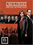 Law & Order: Special Victims Unit - Sixth Year [DVD] [Import] -