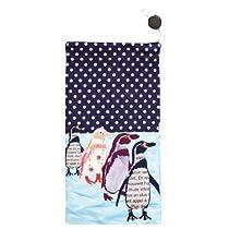 プレーリー スマホ収納ポーチ KYUKYU 吉田未玲(COMO) Penguin KY-12058