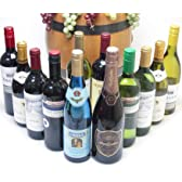 セレクションワインセット 12本福袋ワインセット(赤5本 白6本 ドンペリの勝った噂のロジャーグラートロゼ)