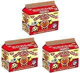 【3袋まとめ買い】 日清 アンパンマンらーめん あっさりしょうゆ味 1袋4食入り(計12食)
