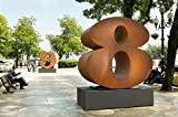 Robert Indiana: A Sculpture Retrospective 画像