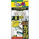 ヤマシタ(YAMASHITA) うみが好き 遠投カゴ 仕掛 UVKK351 8-1.5-1.5