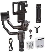 【正規品】Zhiyun Crane マイクロ シングル ハンドル 3軸 安定 ジャイロ スタビライザー 360無制限回転 Sony Panasonic Nikon Canonなどミラーレスカメラ・ILDCカメラに最適