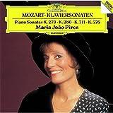 モーツァルト:ピアノ・ソナタ第1番&第2番&第9番&第17番