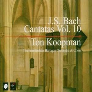 Cantatas Vol. 10