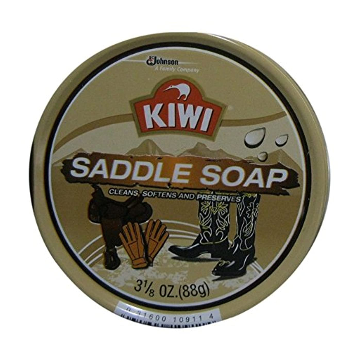 ごめんなさいボット説教Kiwi KIWIハメソープ3.125オンス(5パック) 5パック