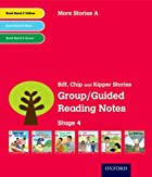 Oxford Reading Tree: Level 4: More Stories A: Group/Guided Reading Notes