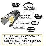 パナレーサー(Panaracer) クリンチャー タイヤ [20×7/8] ミニッツ ライト F2087BAX-MNL4 ブラック (小径車 折りたたみ自転車/街乗り 通勤用) 画像
