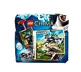 レゴ チーマ スカンク・ジャンプ攻撃 70107