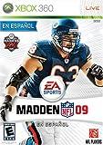 Madden NFL 2009 Spanish Edition-Nla