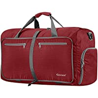 Gonex 80L Packable Travel Duffle Bag, Large Lightweight Luggage Duffel 14 Color Choices