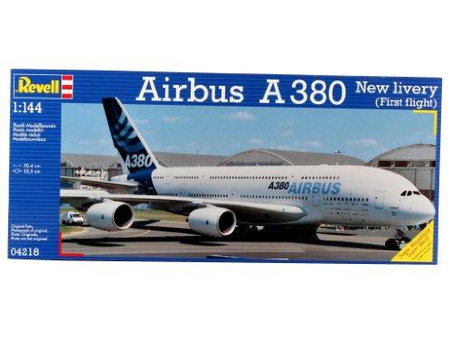 ドイツレベル 1/144 エアバス A380 デモンストレーター 04218
