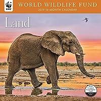WWF ランドウォールカレンダー 野生動物 カレンダーインク